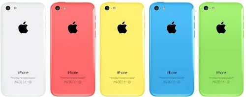 Celular Apple Iphone 5c 16gb